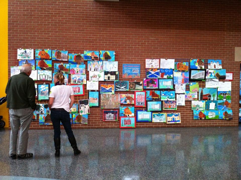 rhdc art show