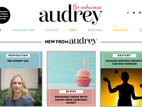 My Interview On Audrey