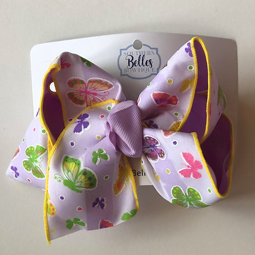 Double Layered Butterfly Bow
