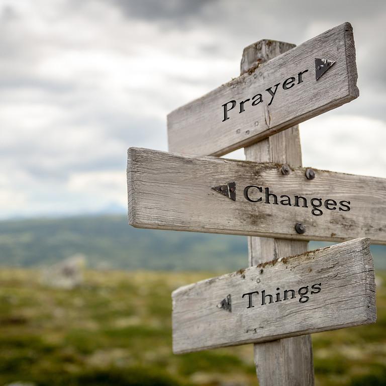 Prayer Summit November