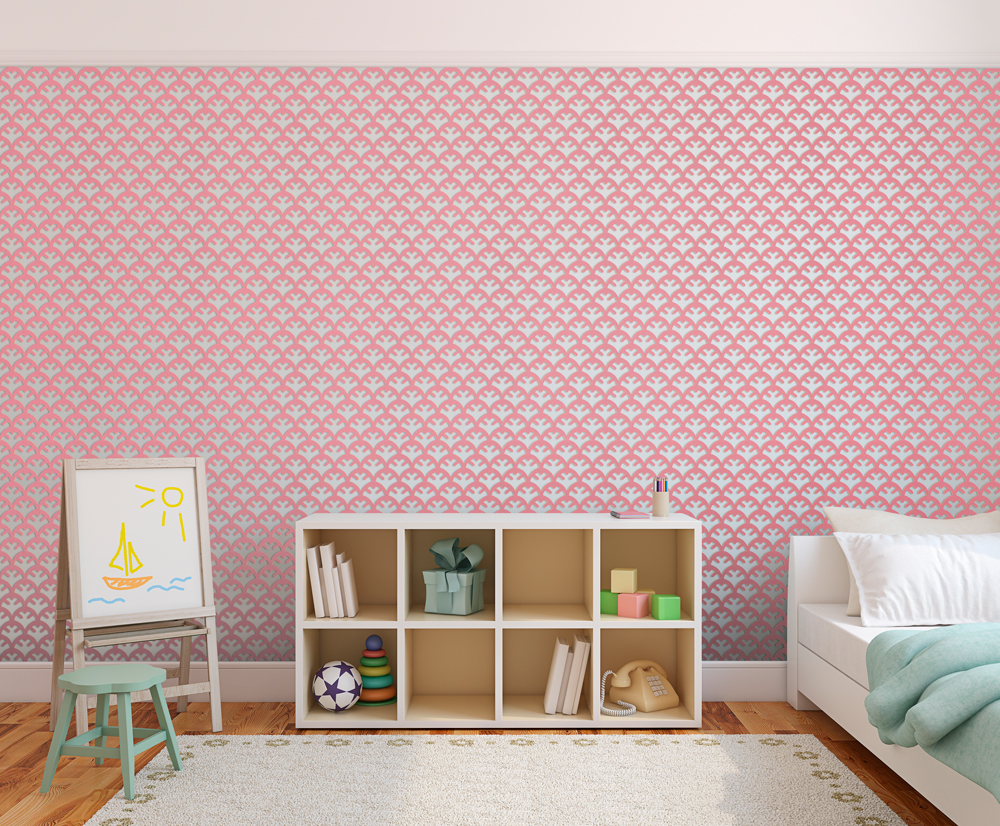Muratto Pattern Tiles - Motif - Coral