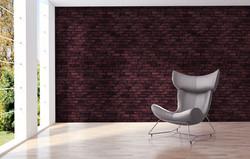Cork Bricks Bev - Terracota