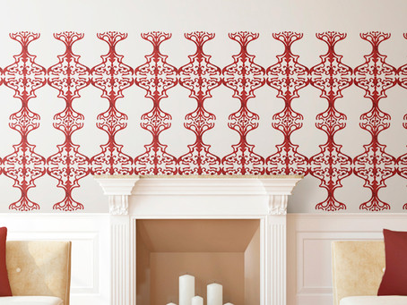 A sofisticaçao da coleção Muratto - Pattern Tiles através da diversidade
