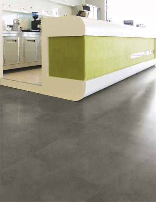 Grande Tile - Urban Concrete Dark Grey
