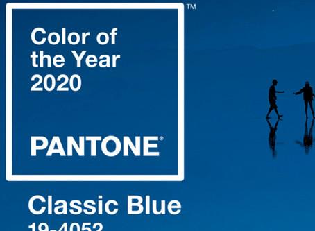 2020: do Classic Blue para as tendências na arquitetura