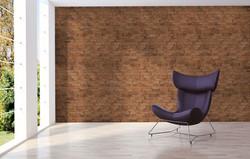 Cork Bricks Bev - Natural