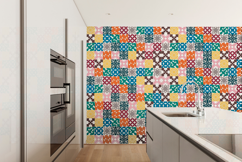 Muratto Pattern Tiles - Patchwork - Mediterranean