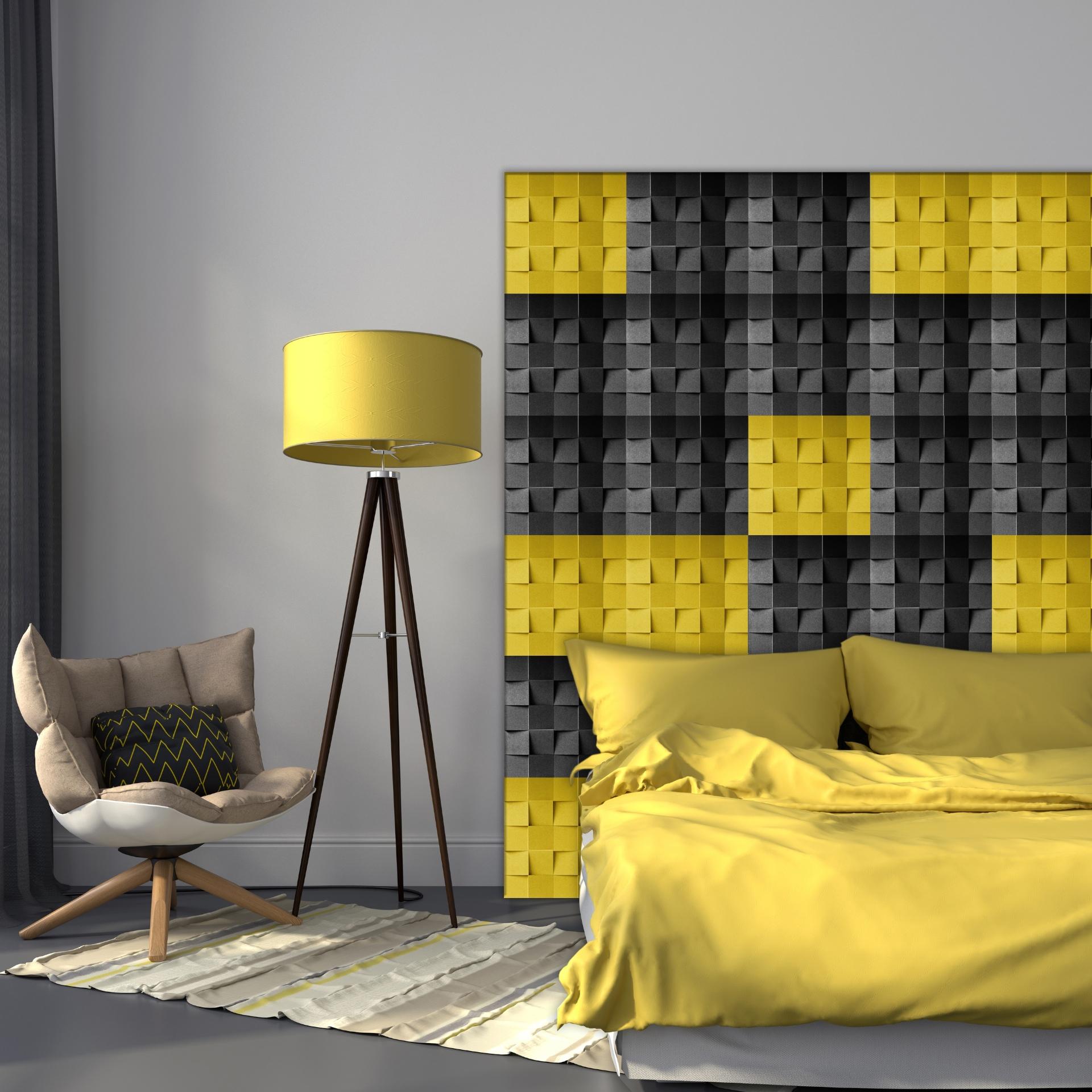 Minichock - Black + Yellow