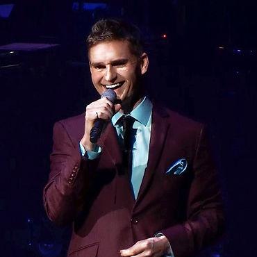 Ward Arnold Canadian male singer, International male singer, handsome male singer
