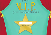 Book: Iam a very mportan Patient