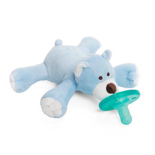 Blue Bear WubbaNub Pacifier