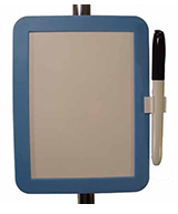 Dry Erase Board IV Pole Pal