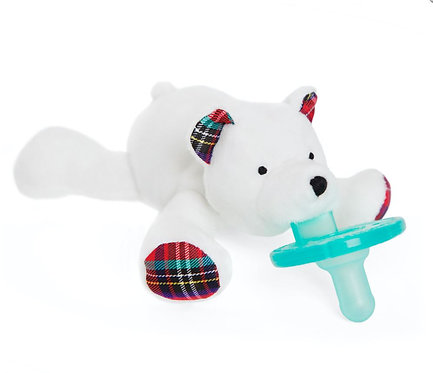 Polar Bear WubbaNub Pacifier