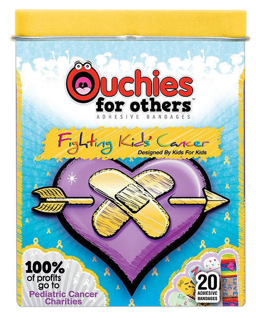 Ouchies Bandages