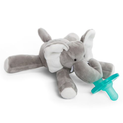 Elephant WubbaNub Pacifier