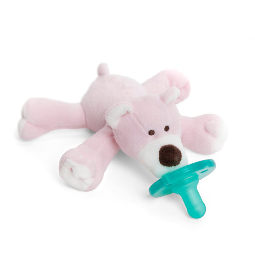 Pink Bear WubbaNub Pacifier