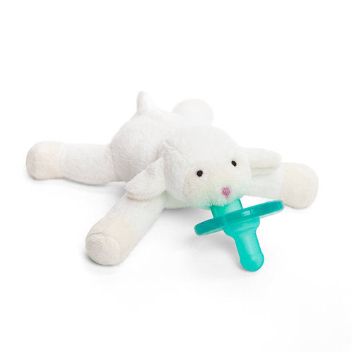 Lamb WubbaNub Pacifier