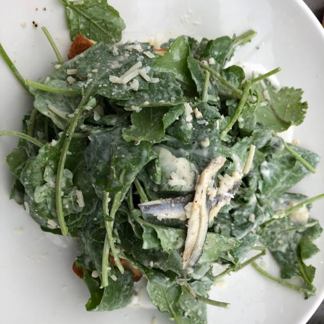 Kale Caesar at Castaway