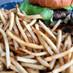 Burger at Catch LA!