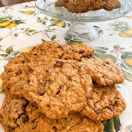 Vegan Pantry Cookies