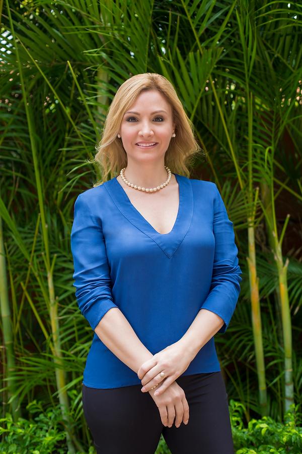 Alexandra Ciniglio periodista y escritora