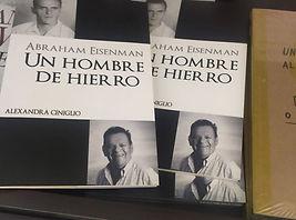 Un Hombre de Hierro, Alexandra Ciniglio, Fundacón Voluntad, judaísmo, Panamá, Colón