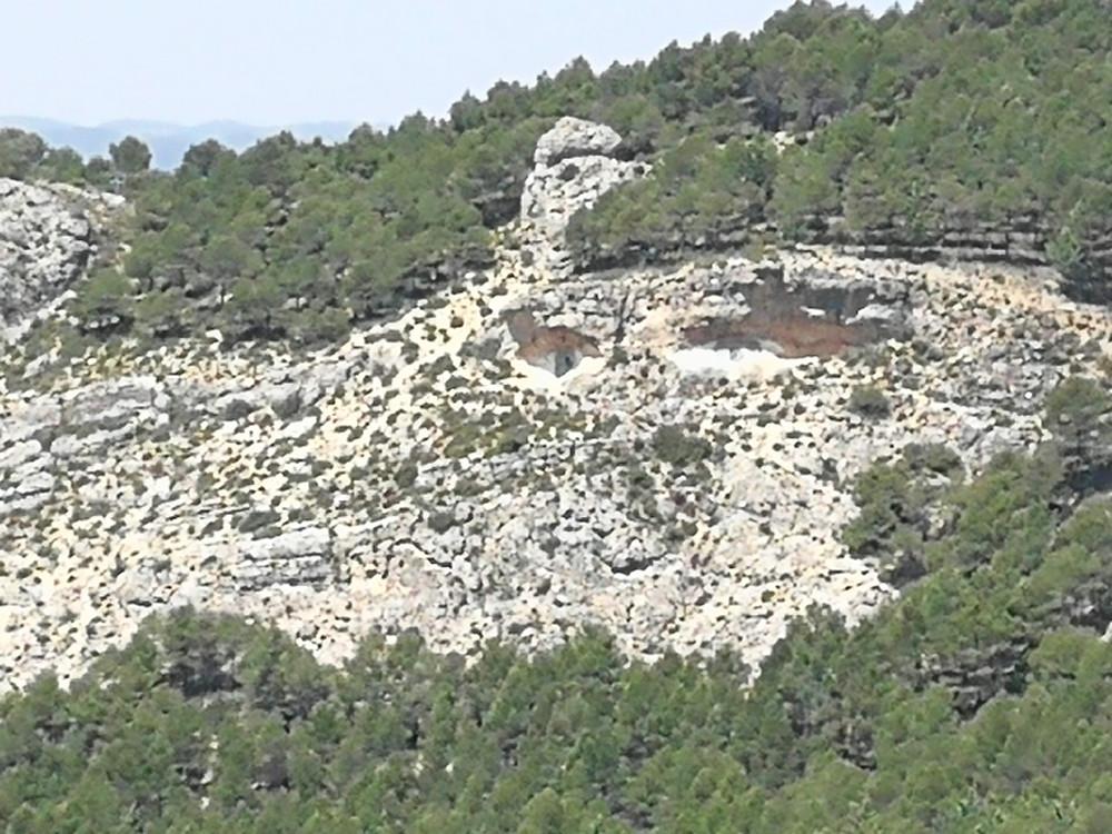 Ojos de la Mora de Cuenca
