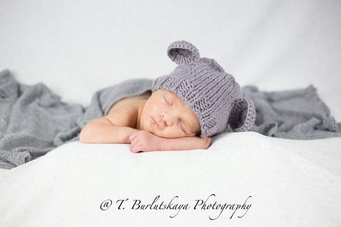 Newborn photoshot