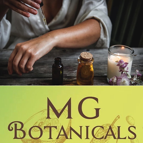 MG Botanical essential oil mists