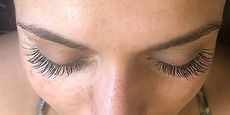 Threading and Eyelashes