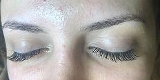 Threading and Eyelashes