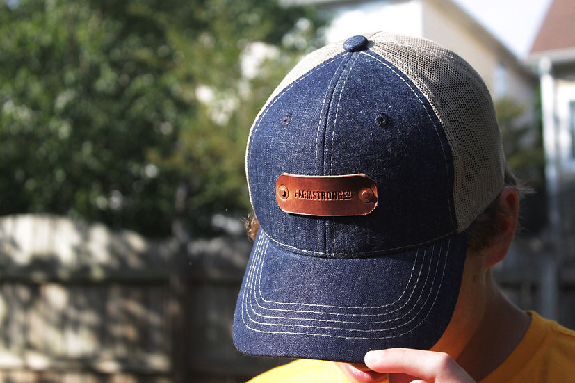 FarmStrong Trucker Hat