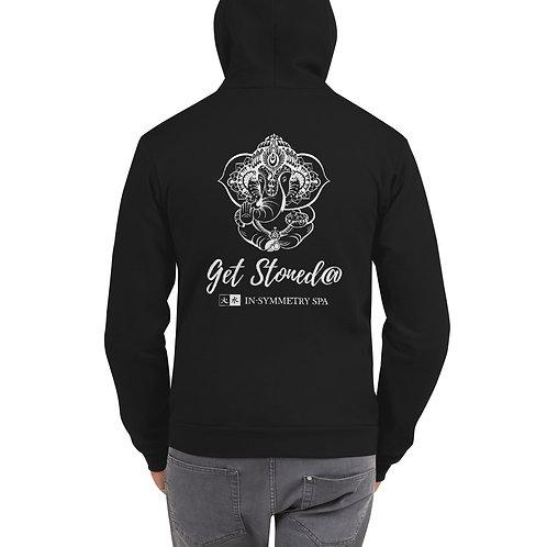Get Stoned Black Hoodie