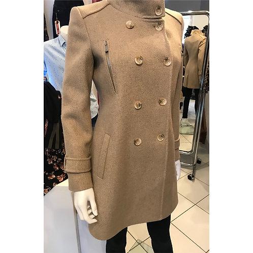 Manteau étoffe de laine