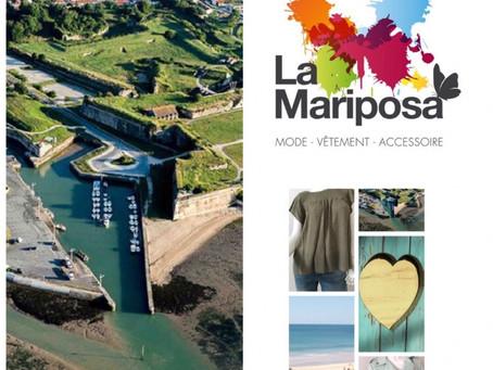La Mariposa - boutique prêt à porter - Homme Femme et Accessoires - Le Château d'Oléron