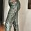 Thumbnail: Pantalon Satin coloris Foulard
