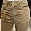 Thumbnail: Pantalon velours jambes évasées