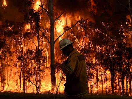 What is causing the Australian Bushfires