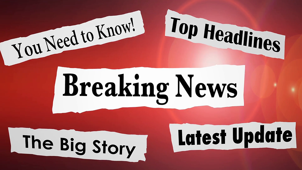 Worldwide Breaking News Top weekly News Stories