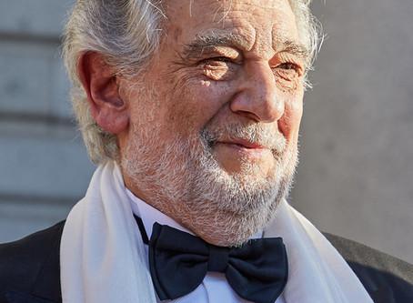 Plácido Domingo departs Met Opera over sexual harassment claims