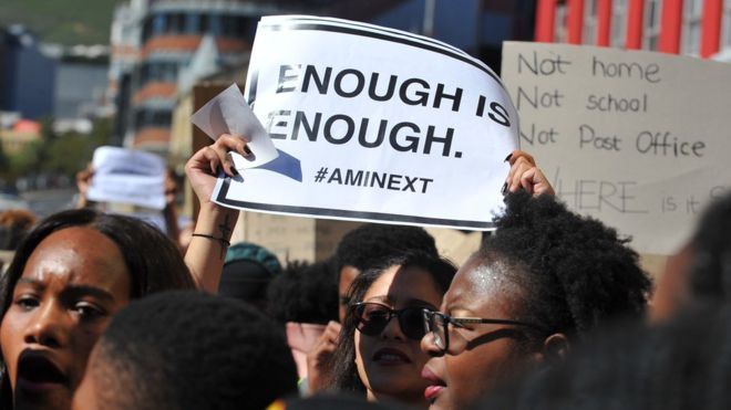 Capetown residents protest over rise in Sexual and Murder Crimes Worldwide Breaking News