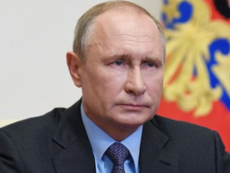 Coronavirus: Putin relaxes Russian lockdown as cases rise