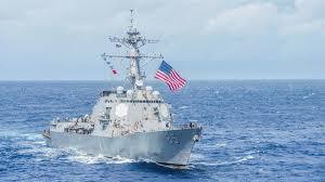 US Warships South China Seas Worldwide Breaking News