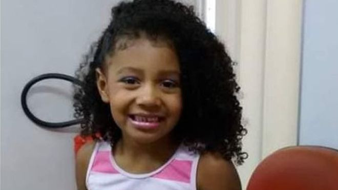 Eight-year-old-girl killed by police Rio de Janerio Worldwide Breaking News WWB News