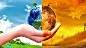 The destiny of our planet is in our hands World Global Warming Worldwide Breaking News