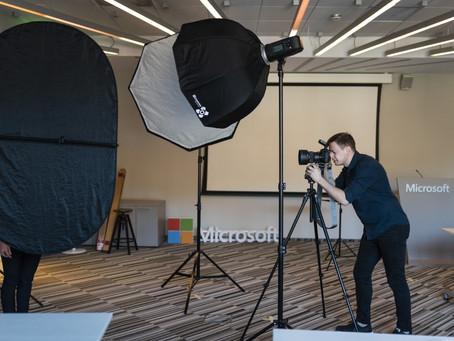 Apie verslo fotografiją ir šiandieninį Linkedin'ą apskritai