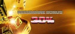 Recommen Bonus 30%