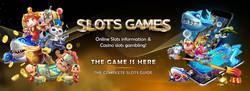 Slot Games Casino Malaysia & Singapore O