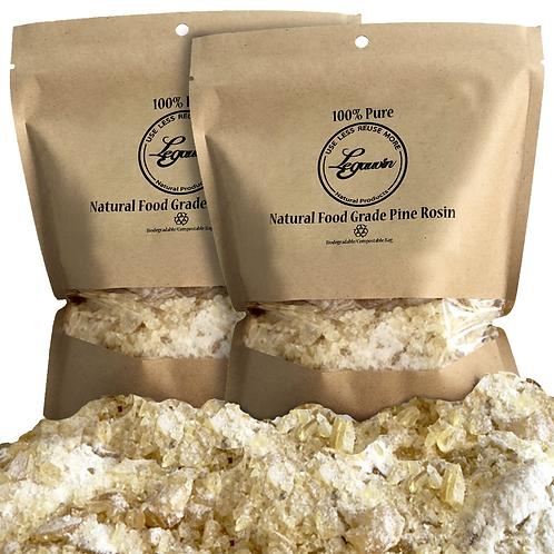 Natural Pine Rosin 100% Pure Biodegradable Bag
