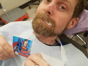 Are Superhero Stickers the Key to Being a Good Doctor? No...But They Help